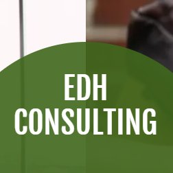 Logo for EDH Consulting