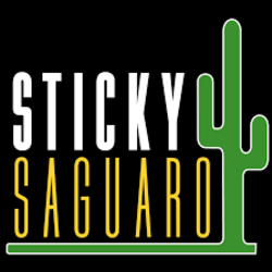 Logo for Sticky Saguaro