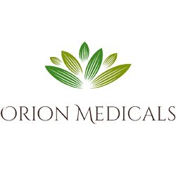 Logo for Orion Medicals