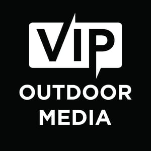 Logo for VIP Outdoor Media