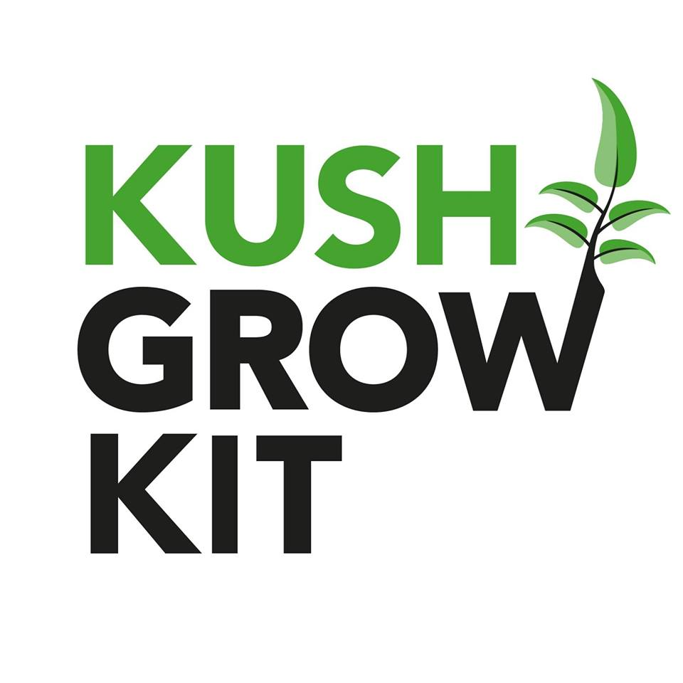 Logo for Kush Grow Kit
