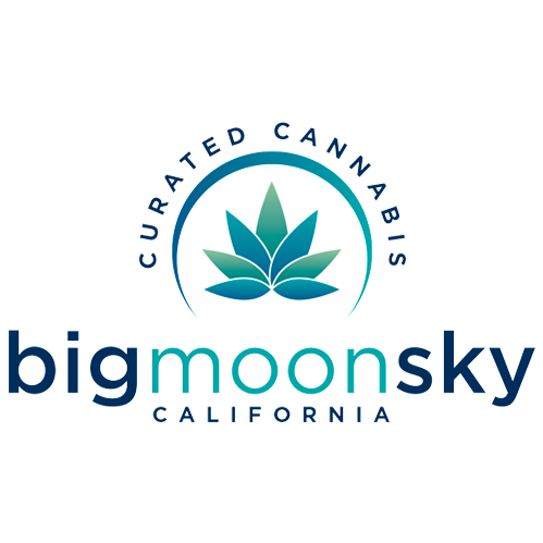 Logo for Big Moon Sky