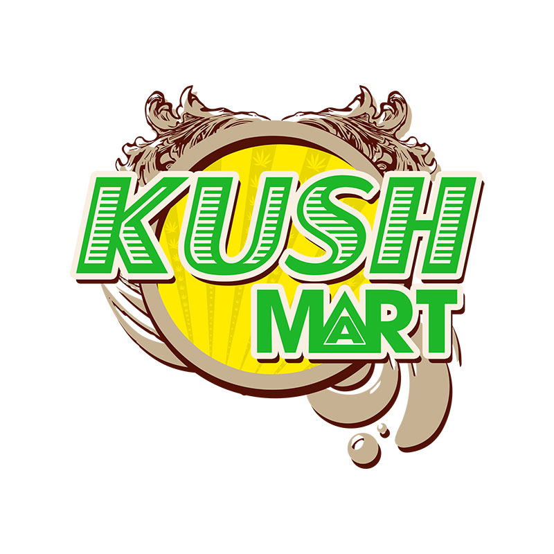 Logo for KushMart