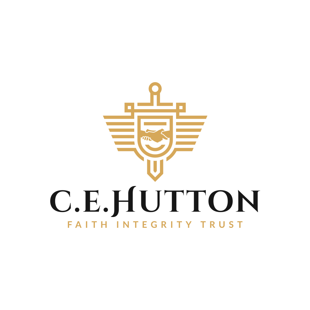Logo for C.E. Hutton