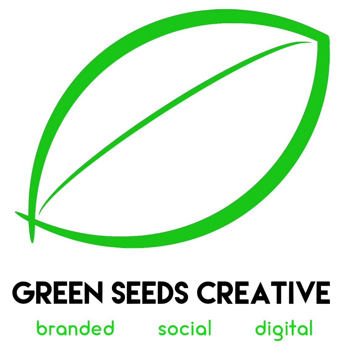 Logo for Green Seed Creative