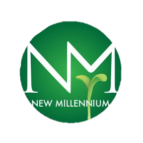 Logo for New Millennium Eugene