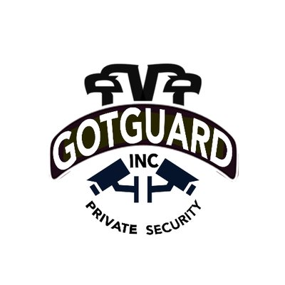 Logo for Gotguard Inc. Security Services