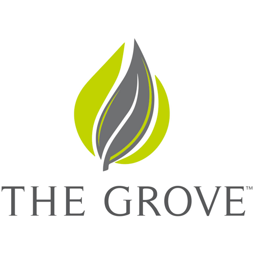 Logo for The Grove