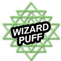 Logo for Wizard Puff