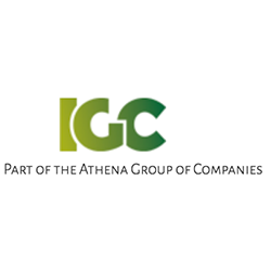 Logo for International Green Consulting (IGC Group)