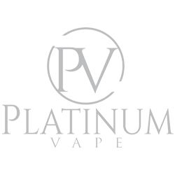 Logo for Platinum Vape
