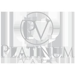 Logo for Platinum Vape