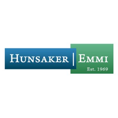 Logo for Hunsaker | Emmi, P.C.