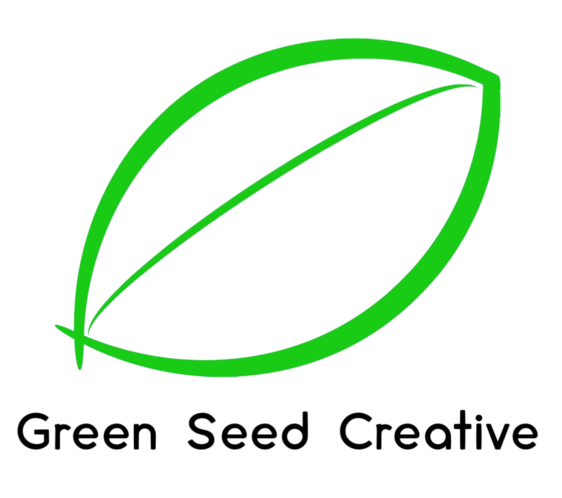 Logo for Green Seed Creative