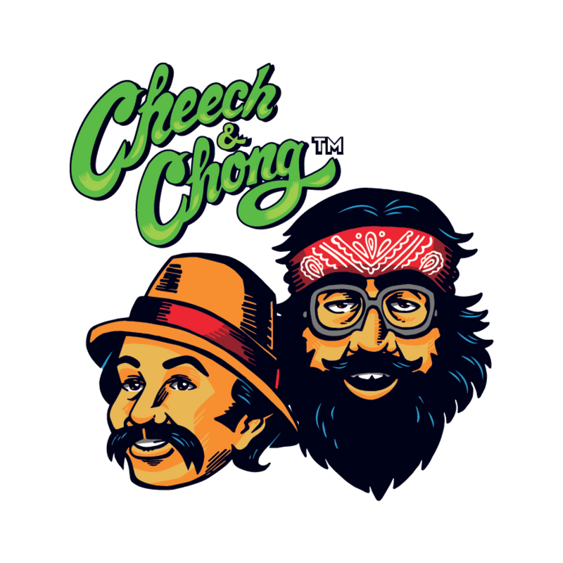 Logo for Cheech and Chong Grooming