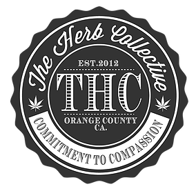 Logo for The Herb Collective OC