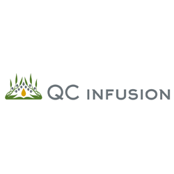 Logo for Queen City (QC Infusion)