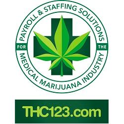 Logo for THC123
