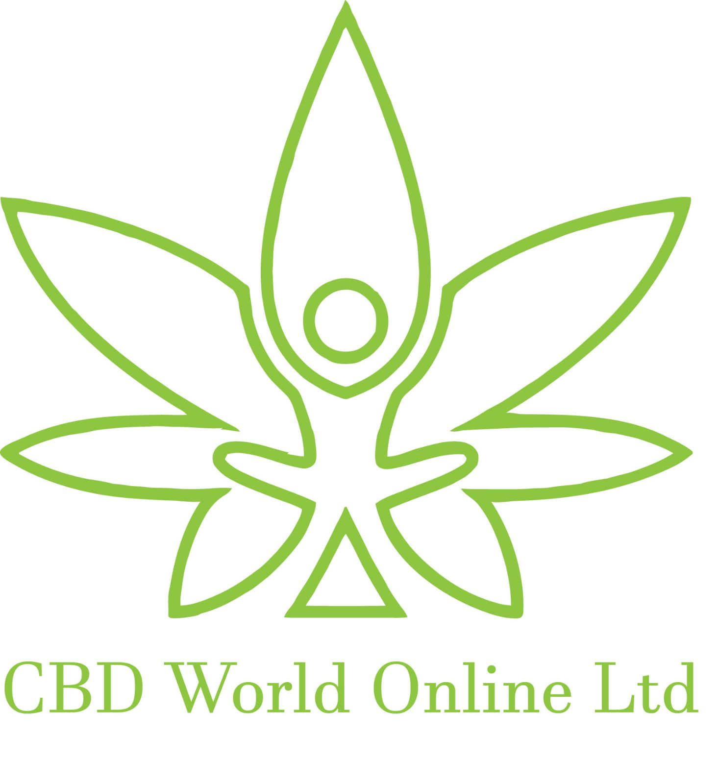 Logo for CBD World Online Ltd