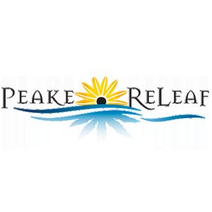 Logo for Peake ReLeaf