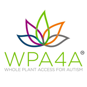 Logo for WPA4A, Inc (Whole Plant Access for Autism)