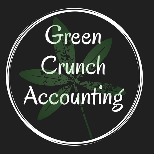 Logo for Green Crunch Accounting