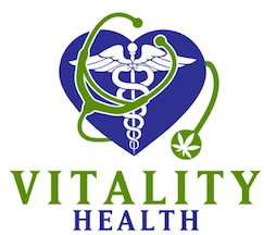 Logo for Vitality Health