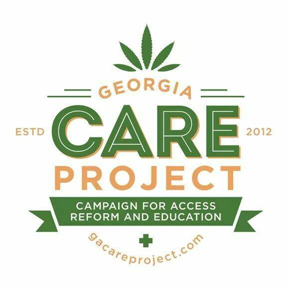 Logo for Georgia C.A.R.E. Project