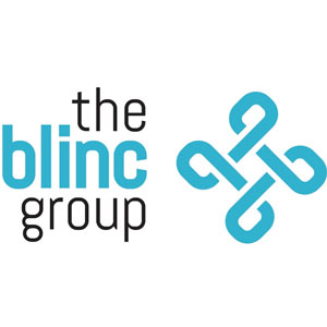 Logo for The Blinc Group