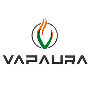 Logo for Vapaura