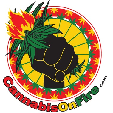 Logo for Cannabis On Fire