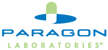 Logo for Paragon Laboratories