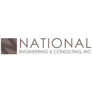 Logo for National Engineering & Consulting, Inc.