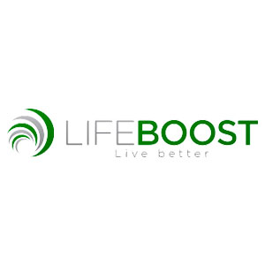 Logo for LifeBoost