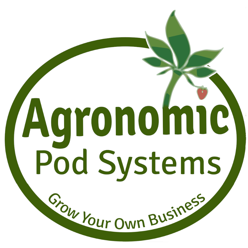 Logo for Agronomic Pod Systems