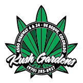 Logo for Kush Gardens