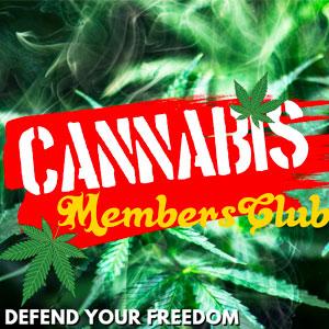 Logo for Cannabis Members Club