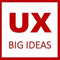 Logo for UX Big Ideas