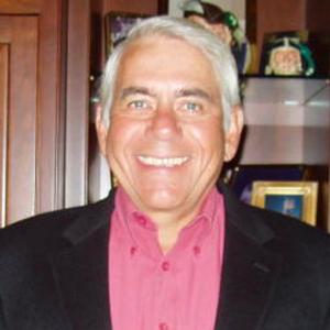 Portrait of John M Grillos