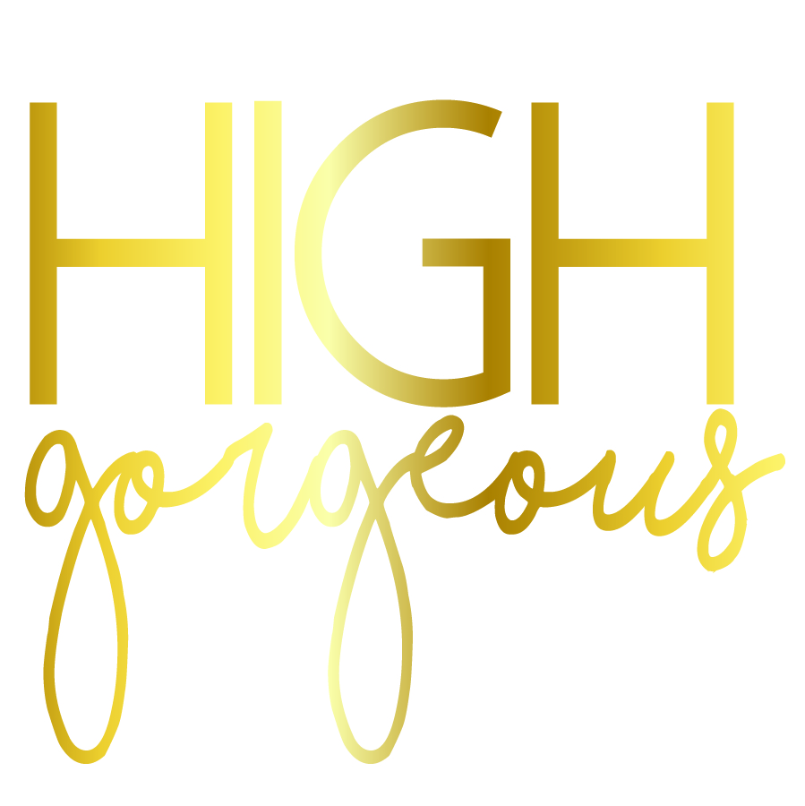 Logo for High Gorgeous