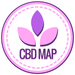Logo for CBDmap