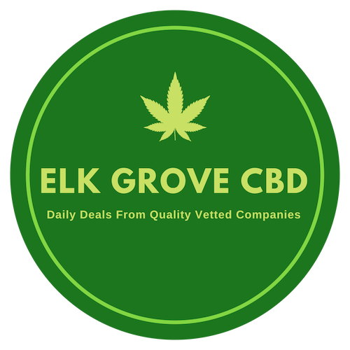 Logo for Elk Grove CBD
