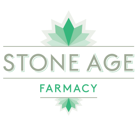 Logo for Stone Age Farmacy