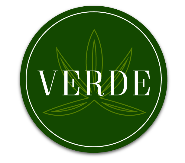 Logo for Verde Dispensary