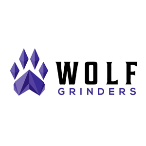 Logo for Wolf Grinders
