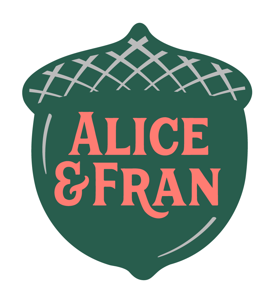 Logo for Alice & Fran