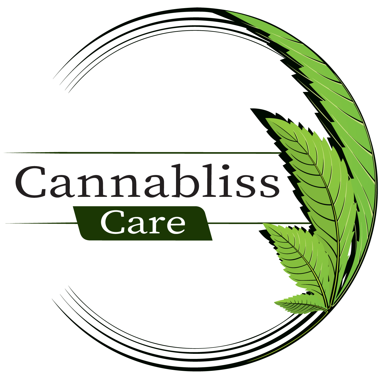 Logo for Cannabliss Care