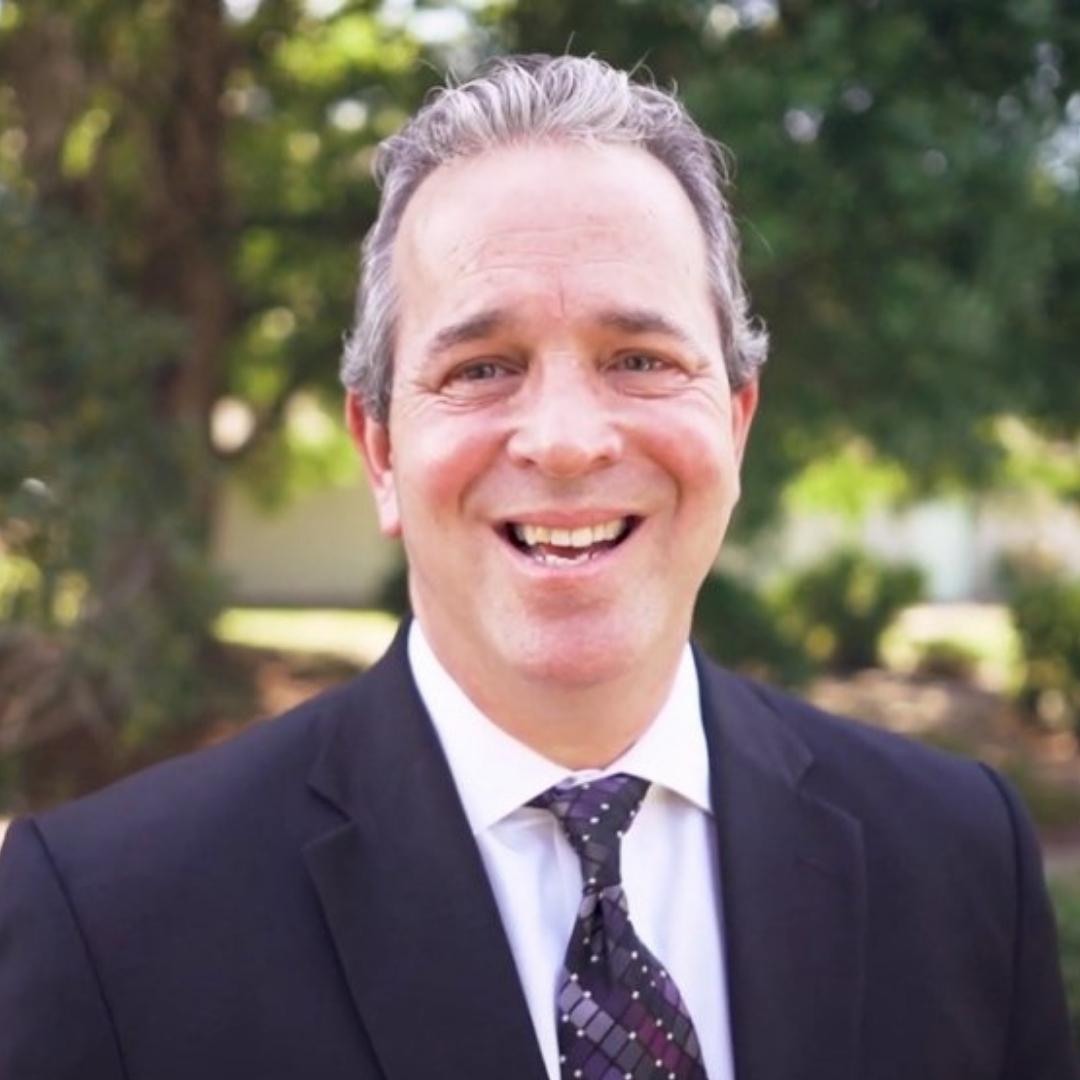Portrait of Dr. Daniel Stein
