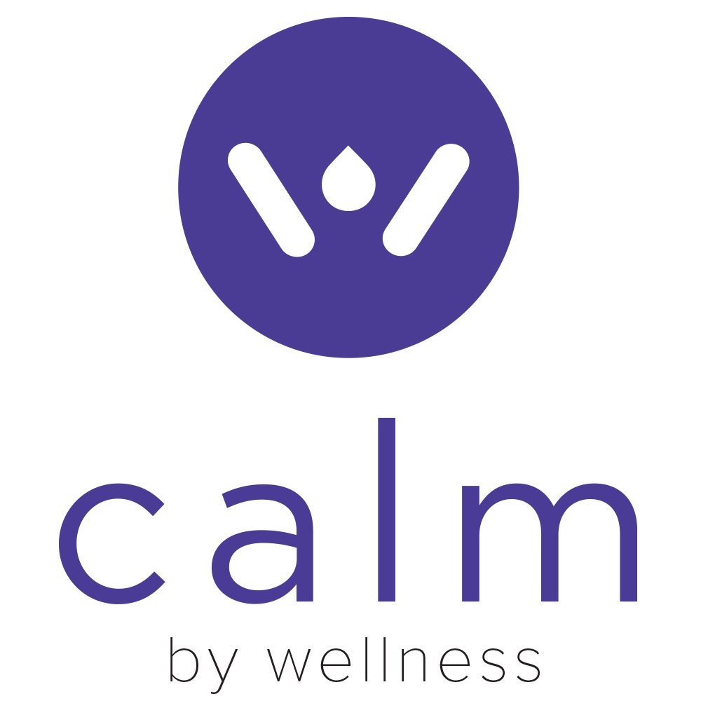 Logo for Calm By Wellness