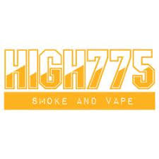 Logo for High 775 Smoke & Vape